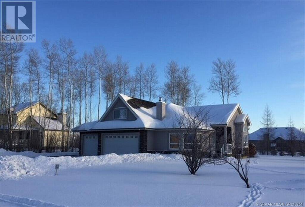House for sale at 1 Caribou Cs High Level Alberta - MLS: GP213751
