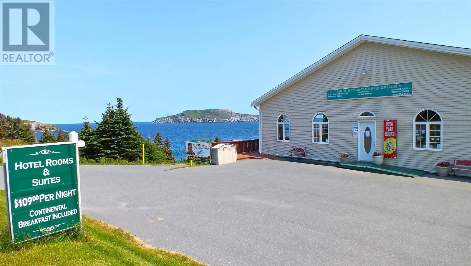 Home for sale at 1 Celtic Rendezvous Pl Bauline East Newfoundland - MLS: 1207182
