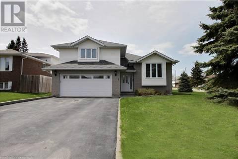 House for sale at 1 Chantal  Garson Ontario - MLS: 2068734