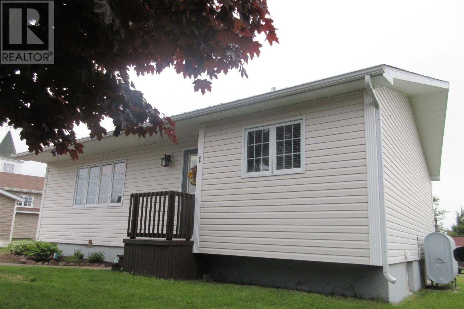 House for sale at 1 Churchill Rd Botwood Newfoundland - MLS: 1199186