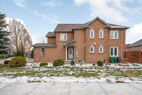 Townhouse for sale at 1 Clover Bloom Rd Brampton Ontario - MLS: W4643112