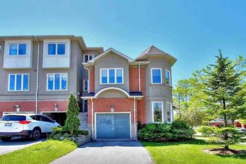 Townhouse for rent at 1 Coburg Cres Richmond Hill Ontario - MLS: N4901260