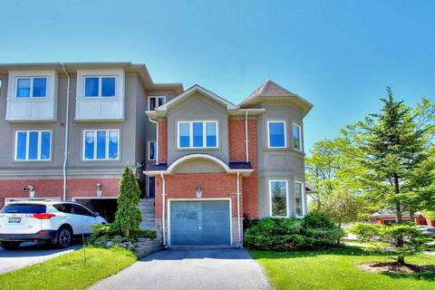 Townhouse for sale at 1 Coburg Cres Richmond Hill Ontario - MLS: N4483310