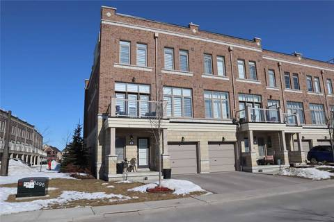 Townhouse for sale at 1 Cornerbank Cres Whitchurch-stouffville Ontario - MLS: N4700571
