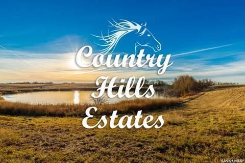 Residential property for sale at 1 Country Estates Dr Clavet Saskatchewan - MLS: SK799865