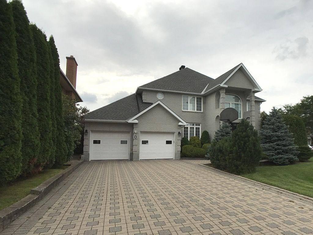 House for sale at 1 Craigmohr Ct Nepean Ontario - MLS: 1168902
