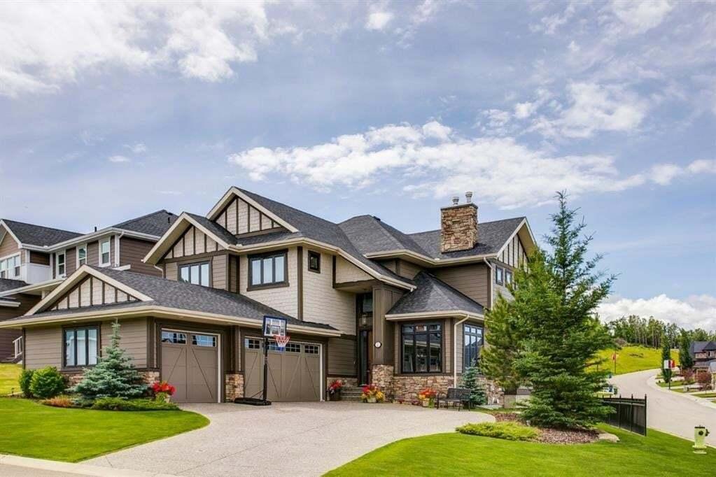 House for sale at 1 Crestridge Ri Southwest Calgary Alberta - MLS: A1009980