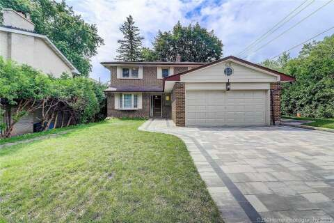 House for sale at 1 Donmac Dr Toronto Ontario - MLS: C4811334