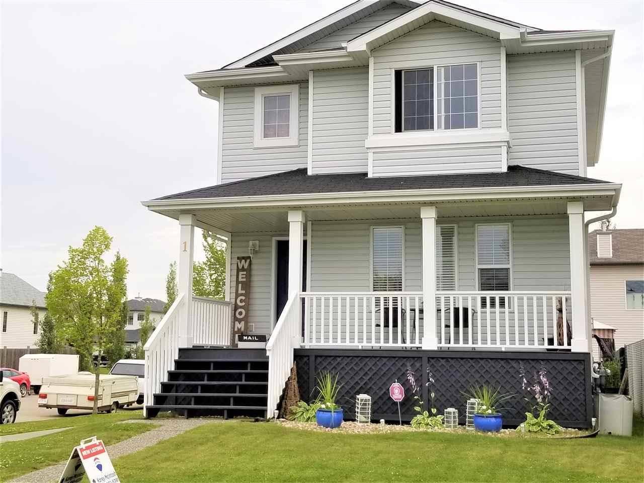 House for sale at 1 Douglas Ln Leduc Alberta - MLS: E4168861