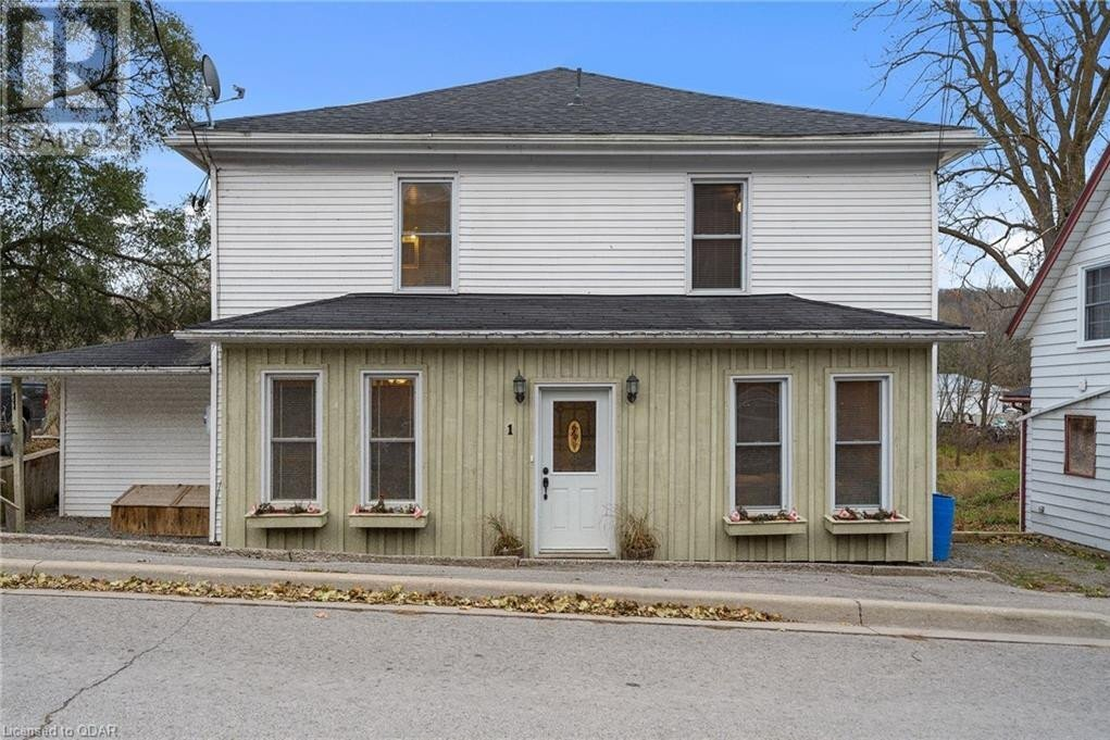 House for sale at 1 East Mary St Prince Edward County Ontario - MLS: 40041656