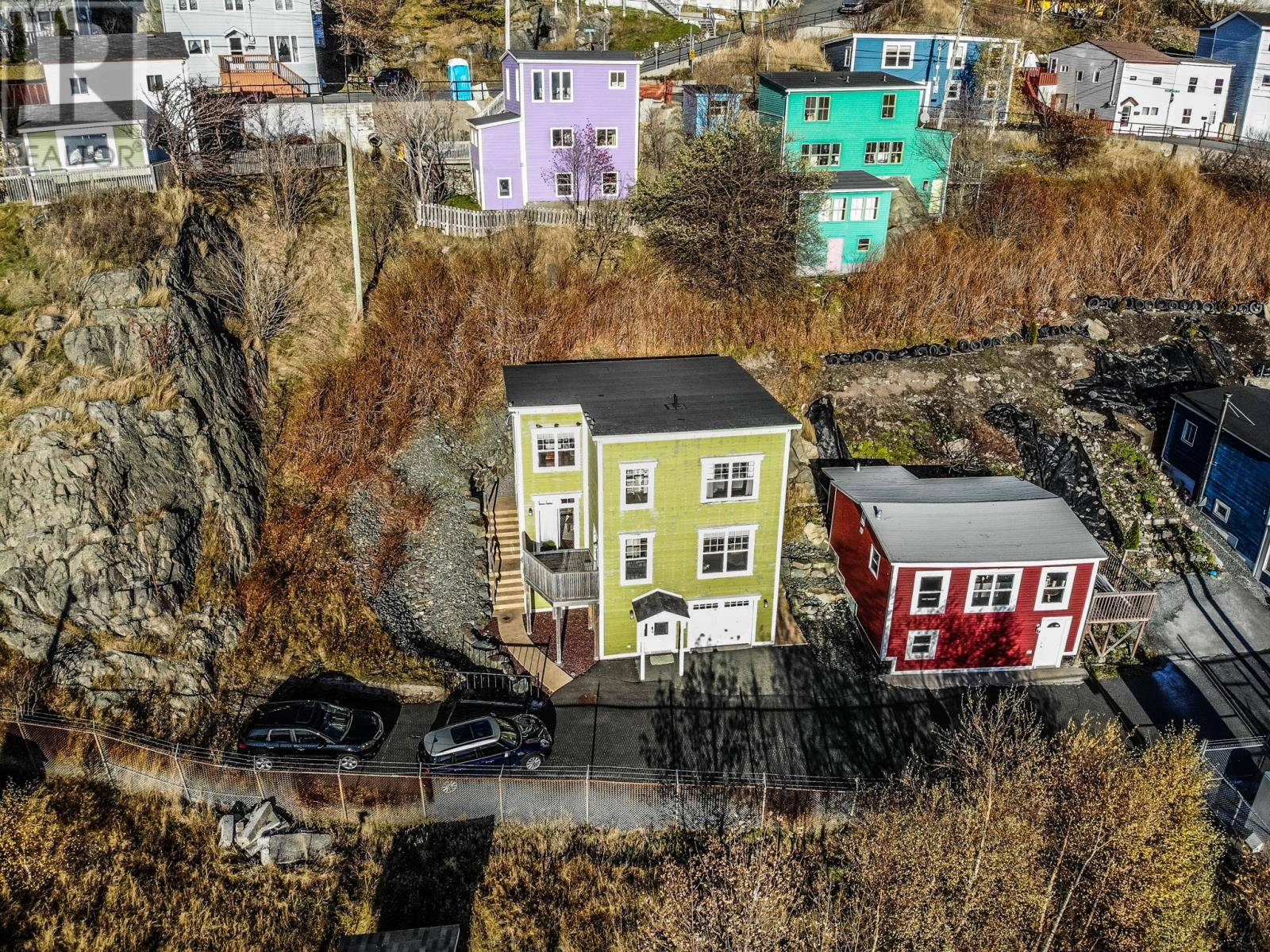 House for sale at 1 East Middle  Battery Rd St. John's Newfoundland - MLS: 1188225