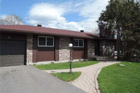House for sale at 1 Elmsley Cres Ottawa Ontario - MLS: 1189006