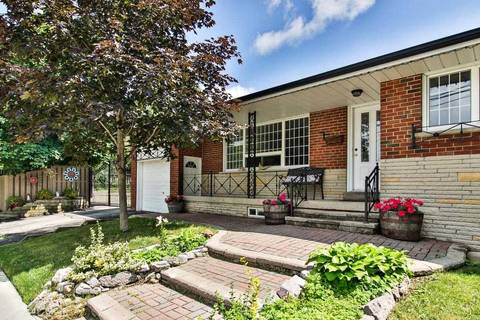 House for sale at 1 Fenley Dr Toronto Ontario - MLS: W4520811