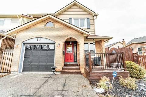 House for sale at 1 Foxacre Rw Brampton Ontario - MLS: W4661435