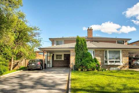 Townhouse for sale at 1 Green Bush Rd Toronto Ontario - MLS: C4776441
