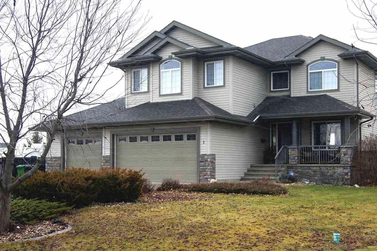 House for sale at 1 Greenfield Cl Fort Saskatchewan Alberta - MLS: E4190921
