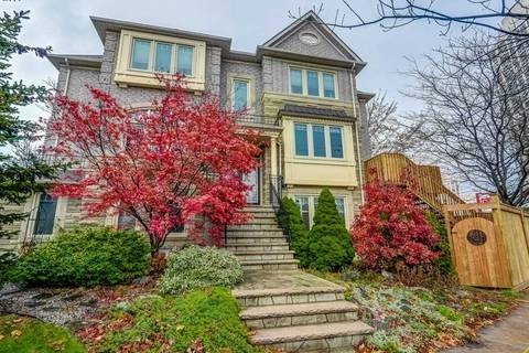 Townhouse for sale at 1 Greystone Ct Toronto Ontario - MLS: W4641439
