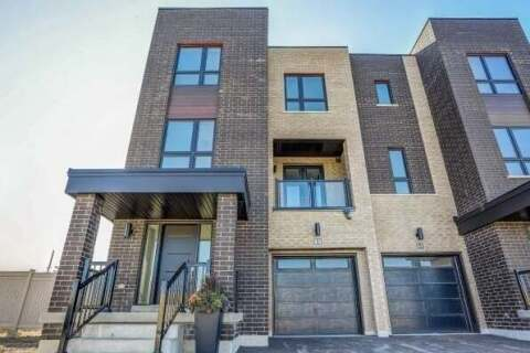 Townhouse for sale at 1 Gridiron Gt Vaughan Ontario - MLS: N4948055