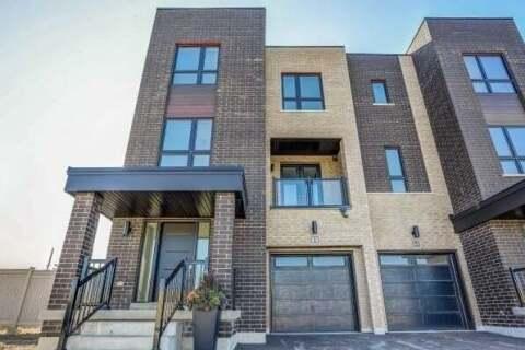 Townhouse for sale at 1 Gridiron Gt Vaughan Ontario - MLS: N4948055