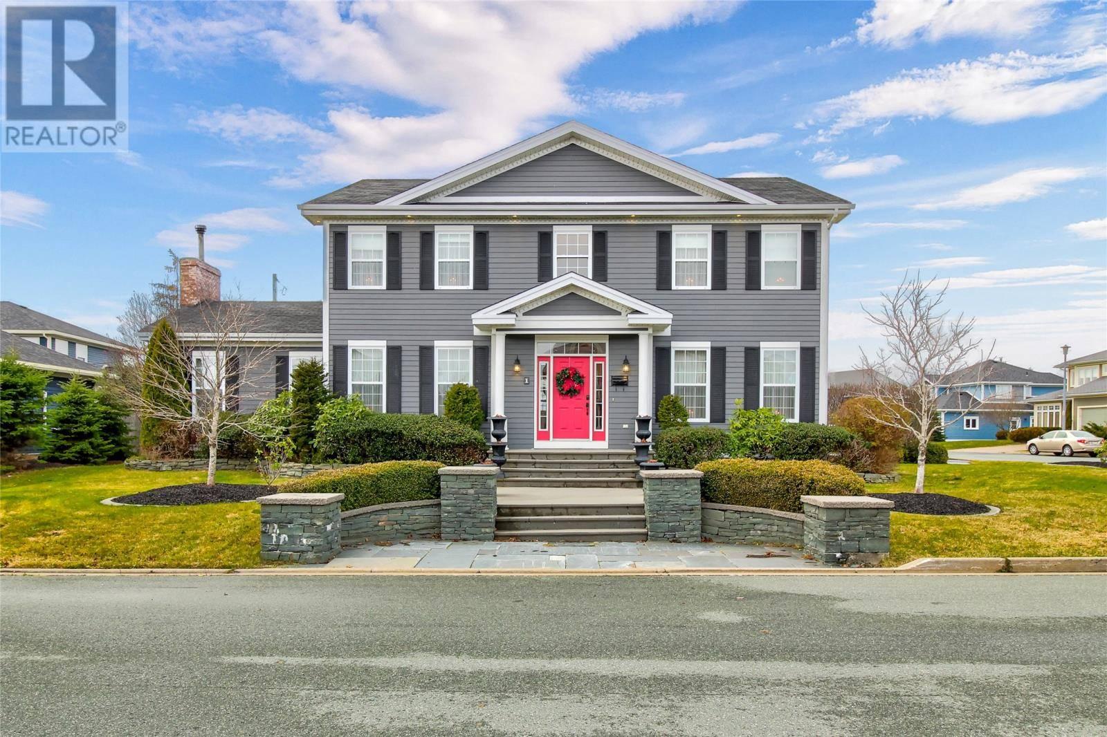 House for sale at 1 Hebbard Pl St. John's Newfoundland - MLS: 1207689