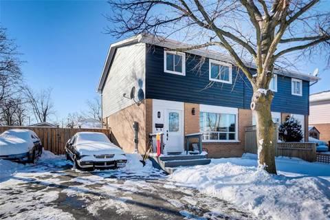 Townhouse for sale at 1 Heggie Rd Brampton Ontario - MLS: W4672891