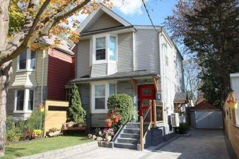 House for sale at 1 Hiawatha Rd Toronto Ontario - MLS: E4919042