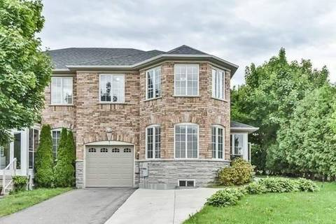 Townhouse for sale at 1 Holmwood St Richmond Hill Ontario - MLS: N4486921