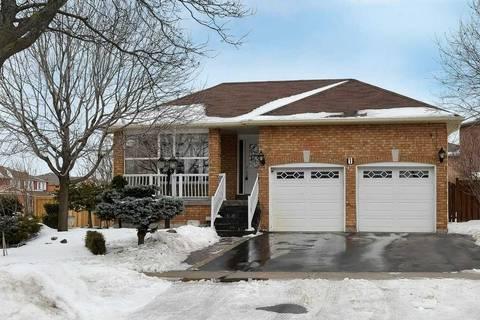 House for sale at 1 Iris Rd Vaughan Ontario - MLS: N4389265