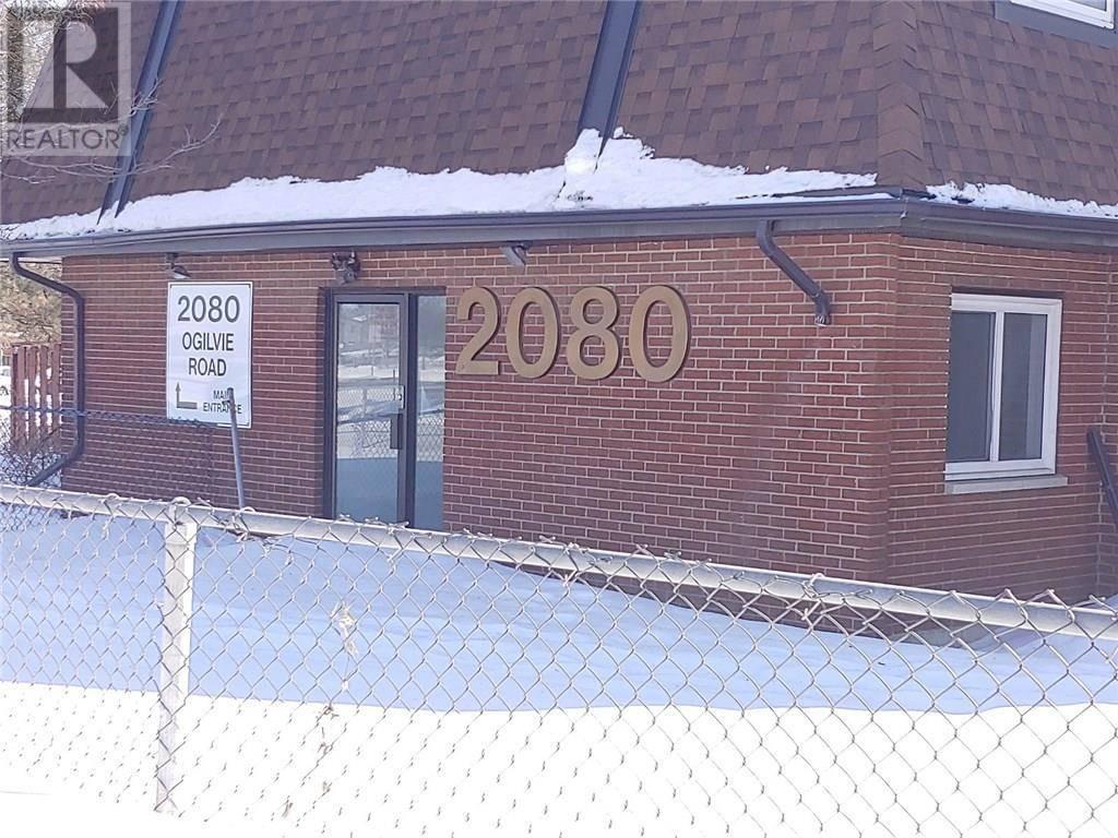 Townhouse for sale at J Ogilvie Rd Unit 1 Ottawa Ontario - MLS: 1183627