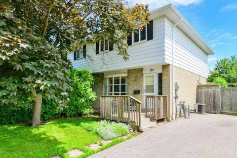 Townhouse for sale at 1 Juniper Cres Brampton Ontario - MLS: W4489103