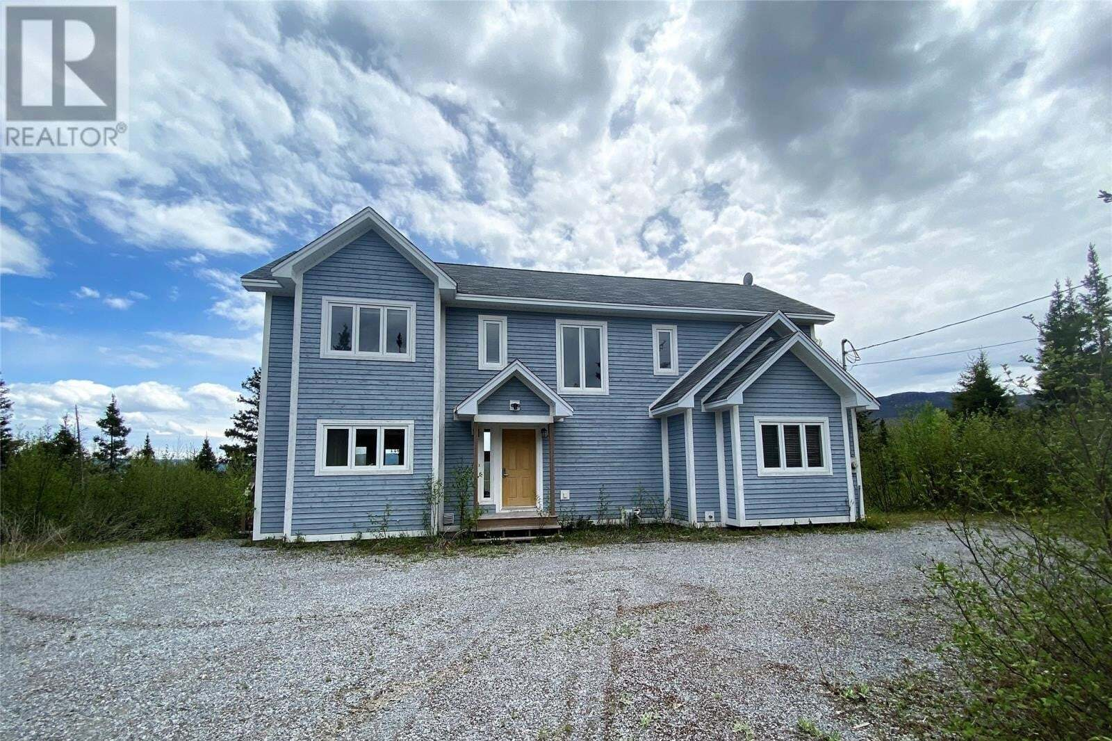 House for sale at 1 Juniper  Humber Valley Resort Newfoundland - MLS: 1214619