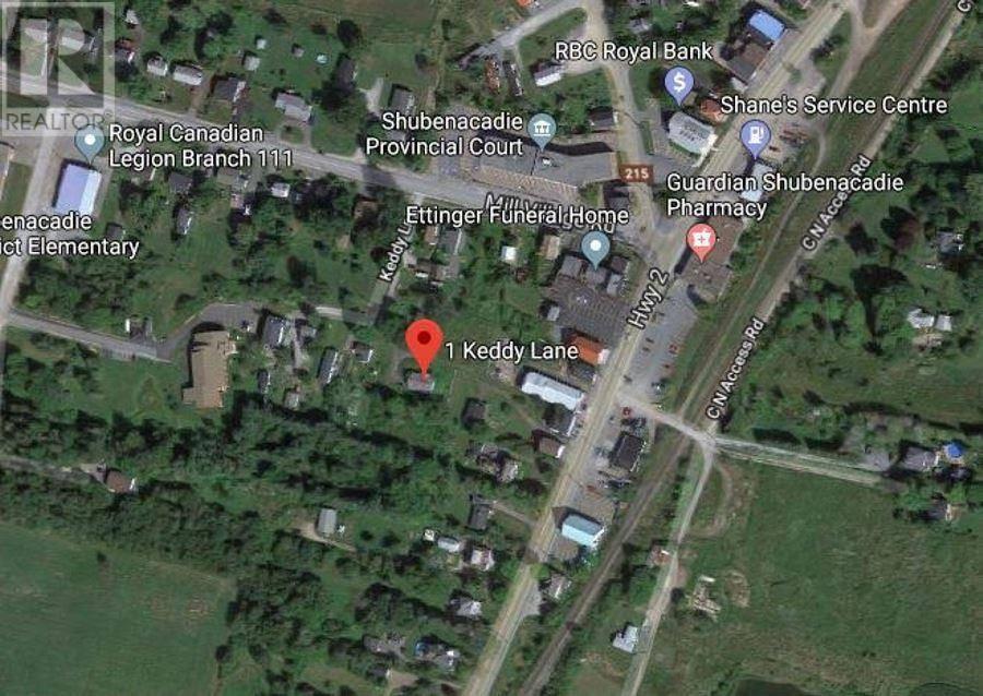 Residential property for sale at 1 Keddy Ln Shubenacadie Nova Scotia - MLS: 201915168