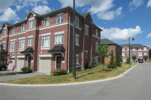 Townhouse for sale at 1 Ken Bromley Ln Clarington Ontario - MLS: E4811308