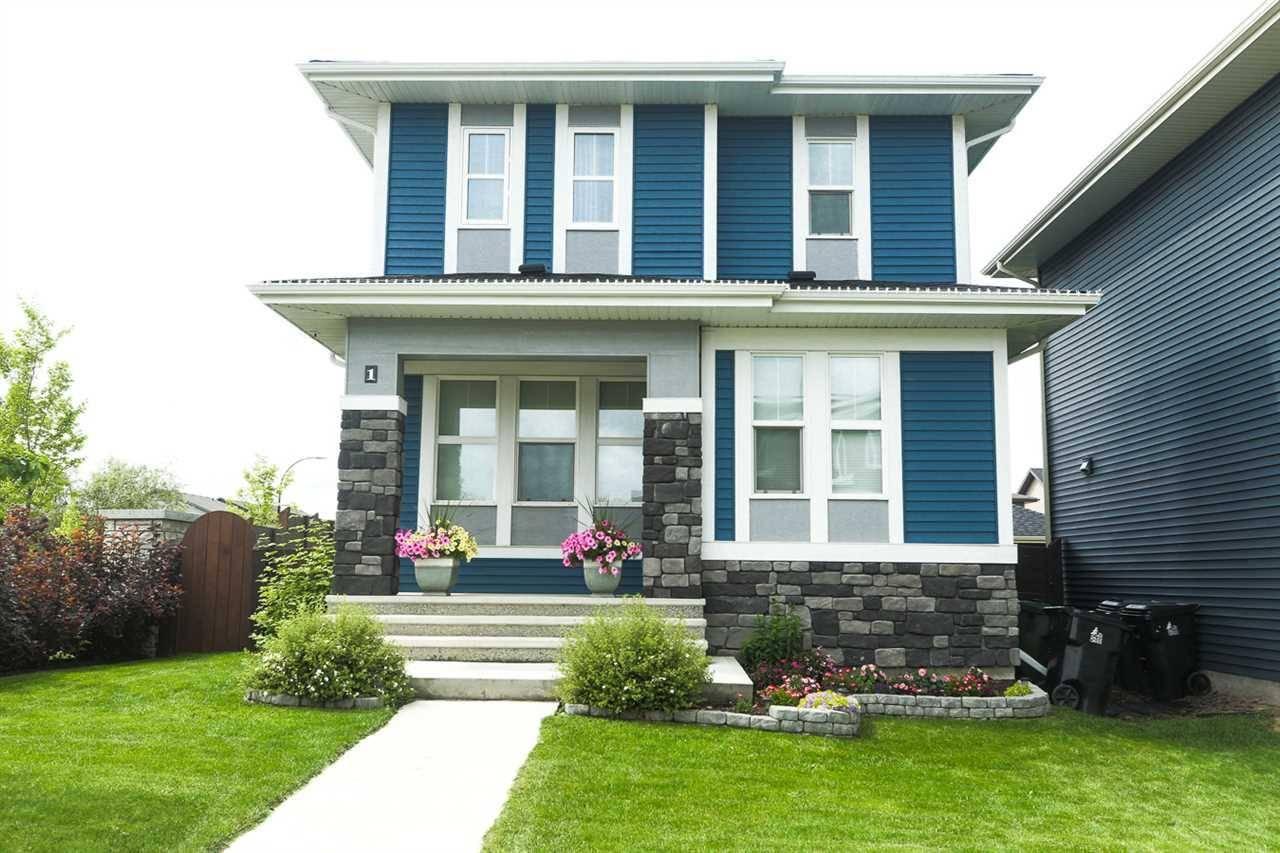 House for sale at 1 Kensington Cs Spruce Grove Alberta - MLS: E4184055
