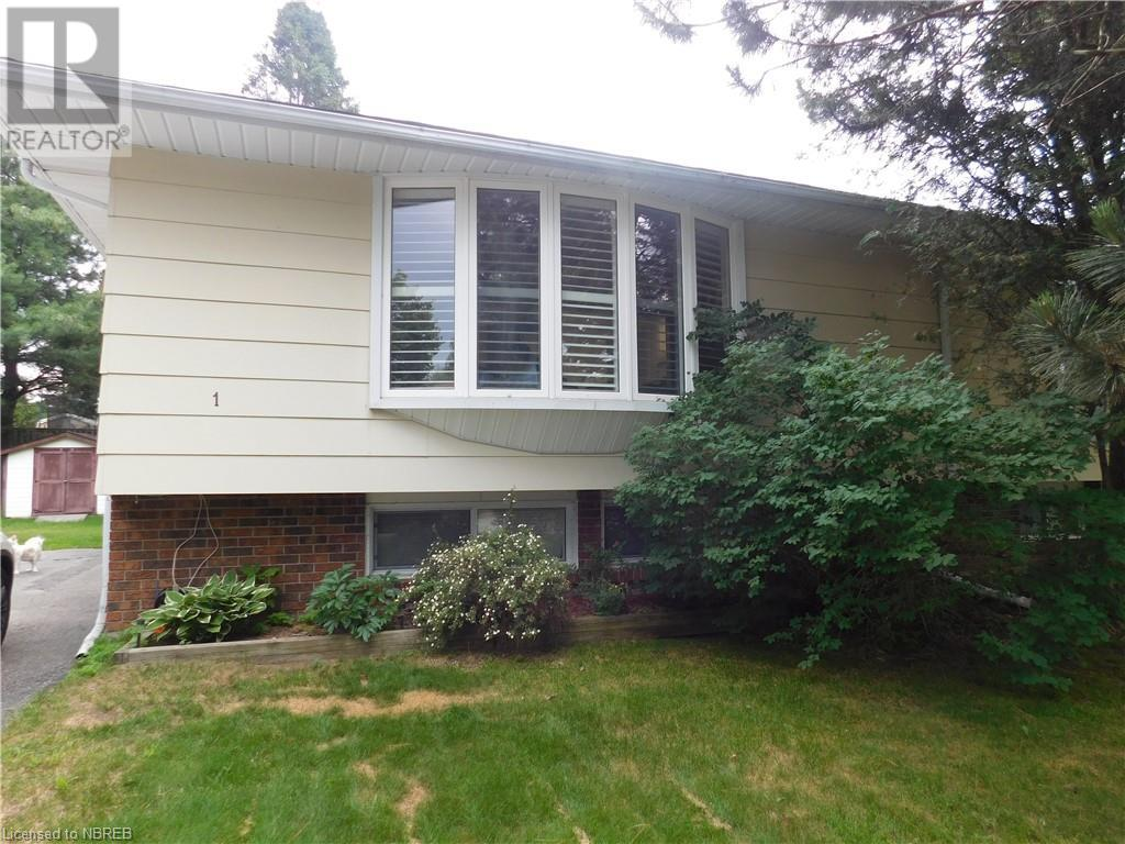 Removed: 1 Labreche Drive, North Bay, ON - Removed on 2020-07-15 15:36:30
