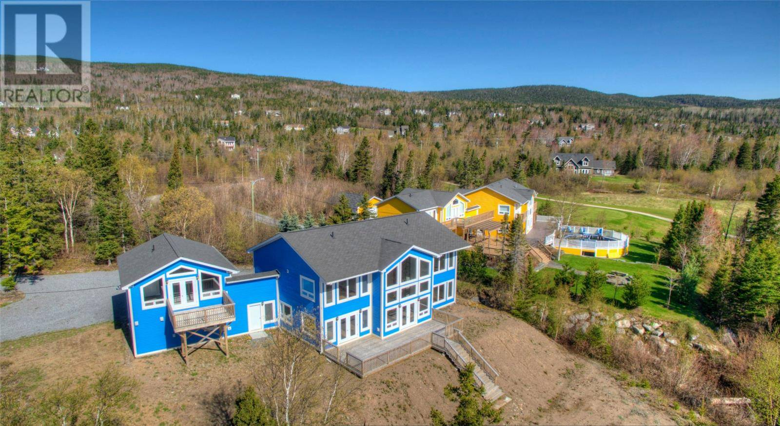 House for sale at 1 Lake Cs Humber Valley Resort Newfoundland - MLS: 1200295