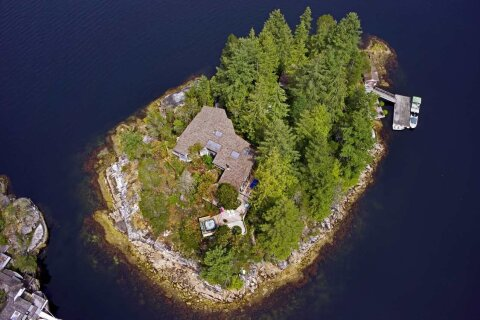 House for sale at 1 Lamb Islets  Sechelt British Columbia - MLS: R2521220