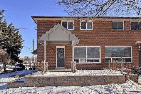 Townhouse for sale at 1 Lee Gt Aurora Ontario - MLS: N4700234