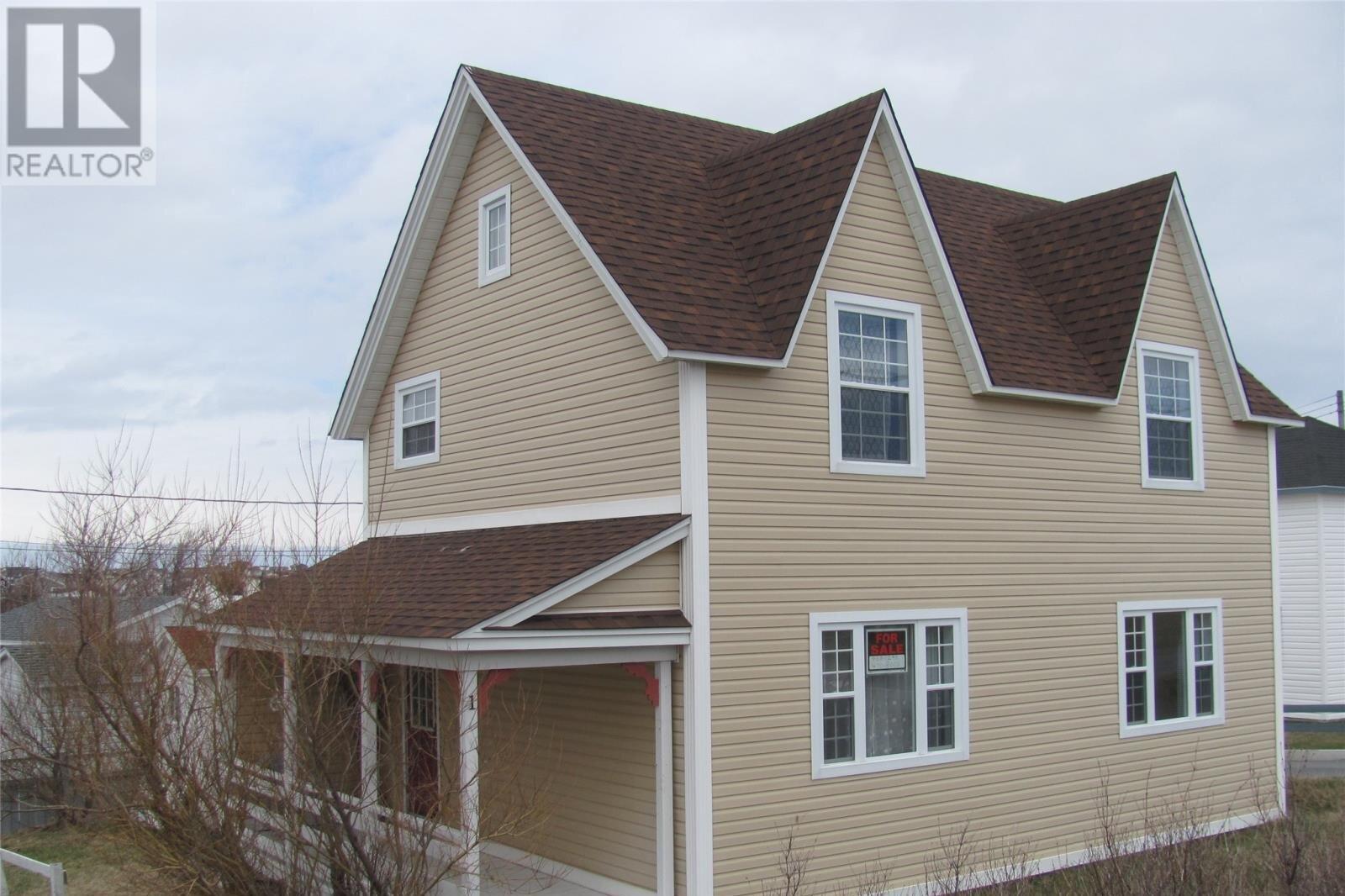 House for sale at 1 Lench Ln Bonavista Newfoundland - MLS: 1216879