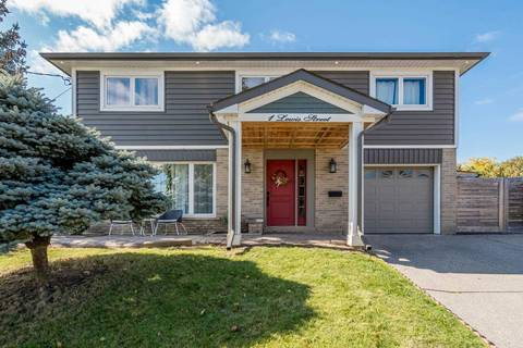 House for sale at 1 Lewis St Halton Hills Ontario - MLS: W4691415