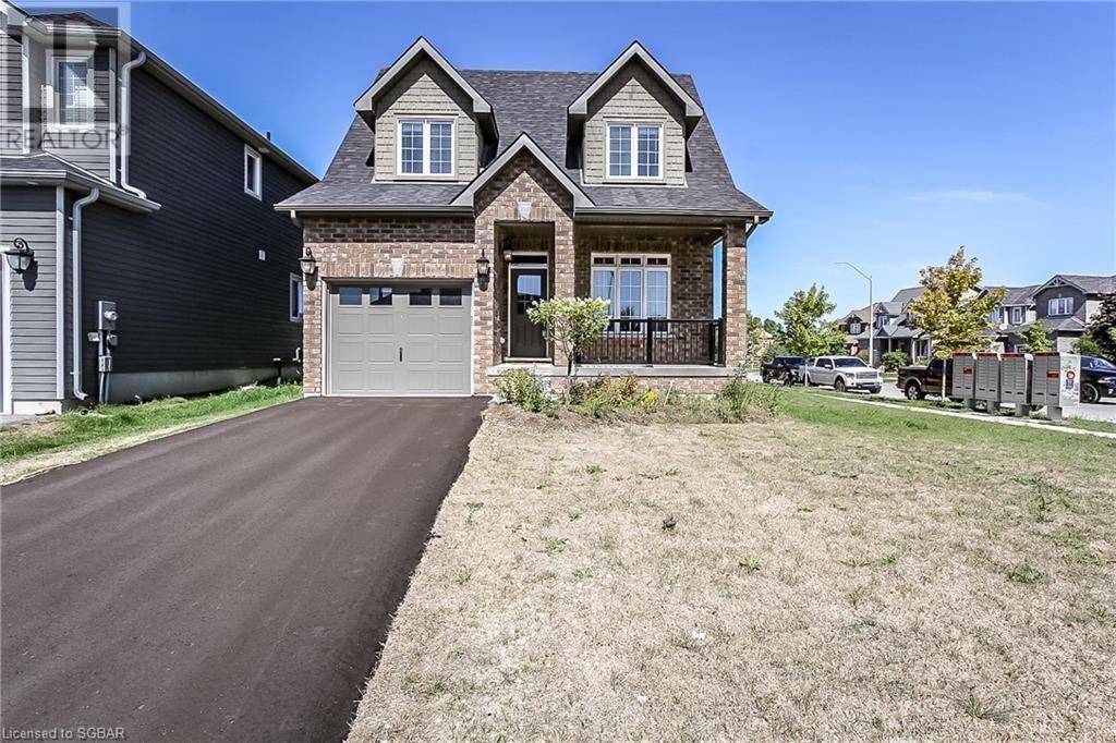 House for sale at 1 Lockerbie Cres Collingwood Ontario - MLS: 220751