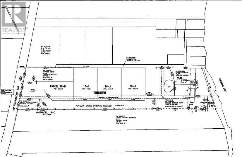 Residential property for sale at 0 Chez Dora  Unit 1 Grande Digue New Brunswick - MLS: M119695