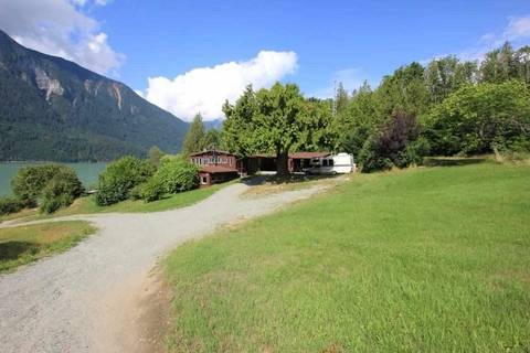 House for sale at LOT 1 Lillooet Lake Forest Service Rd Unit 1 Pemberton British Columbia - MLS: R2437049