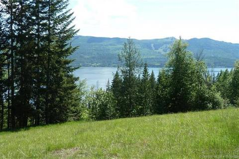 Home for sale at 0 Lonneke Tr Unit 1 Anglemont British Columbia - MLS: 10159435