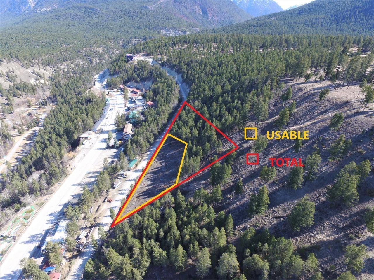 Home for sale at Lot 1 Madsen Road  Unit 1 Radium Hot Springs British Columbia - MLS: 2403122