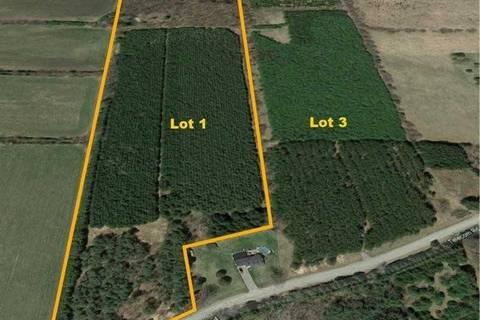 Home for sale at Lot #1 Telecom Rd Unit 1 Kawartha Lakes Ontario - MLS: X4749294