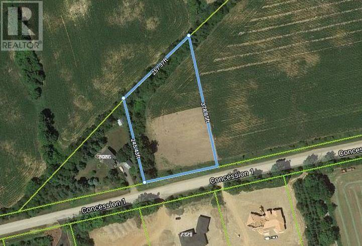 Residential property for sale at 0 Concession 1 Rd Unit 1 Puslinch Ontario - MLS: 30775157