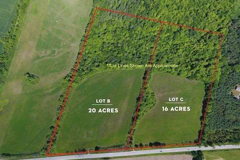 Residential property for sale at Lot 9 Concession 1 Part 1 Concession Trent Hills Ontario - MLS: X4559406