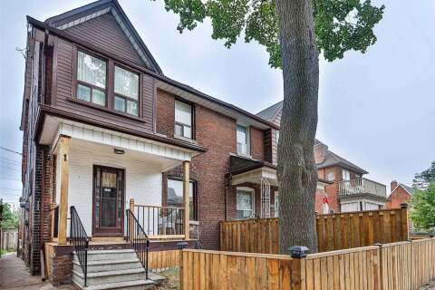 Townhouse for sale at 1 Macaulay Ave Toronto Ontario - MLS: W4925673