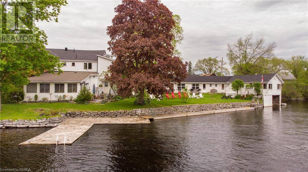 Townhouse for sale at 1 Main St Bobcaygeon Ontario - MLS: 238503